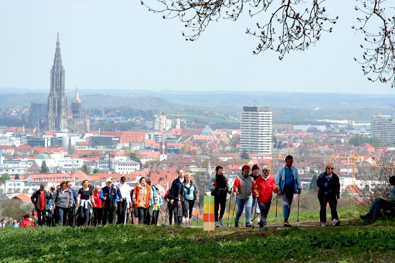 Faire de la marche nordique avec Tadde Sport Culture