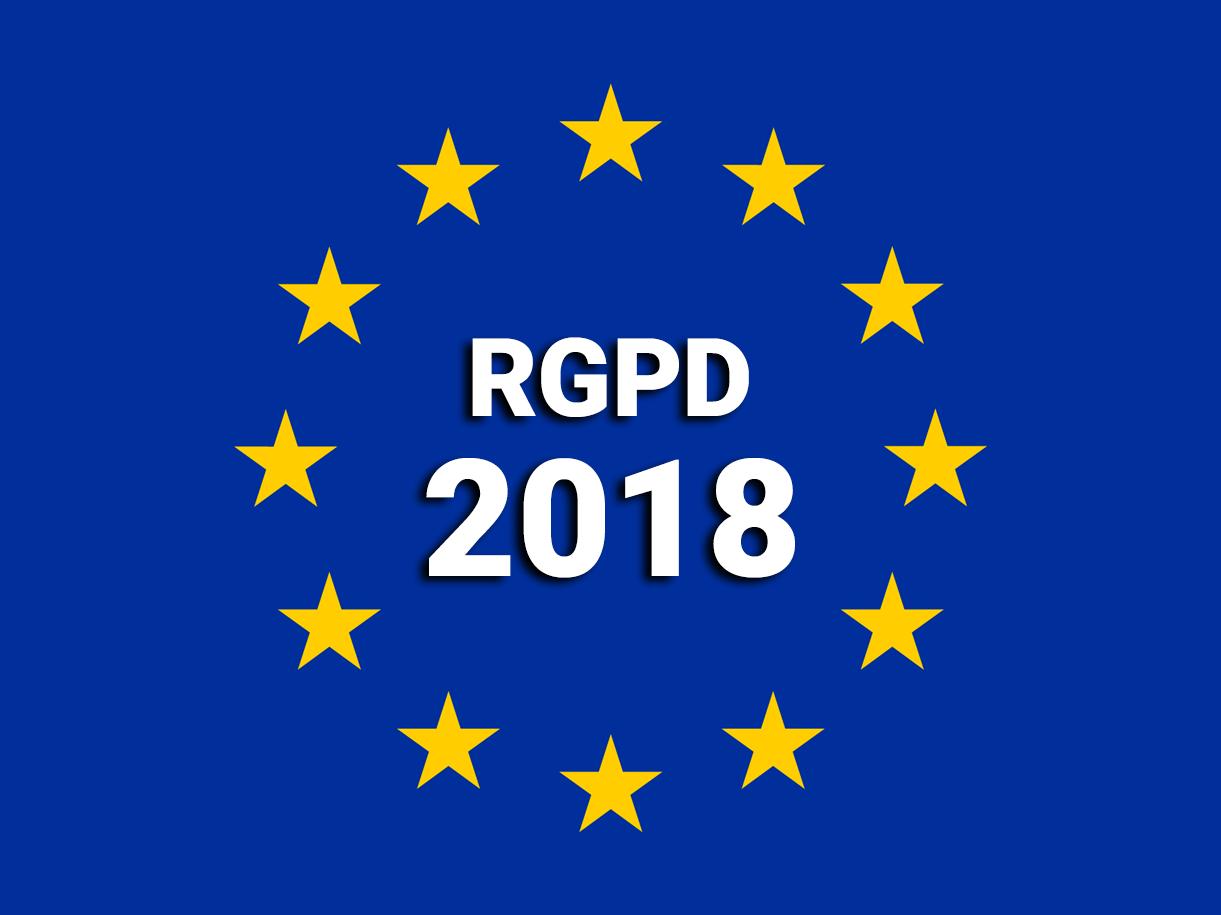 RGPD : le nouveau règlement sur la protection des données personnelles
