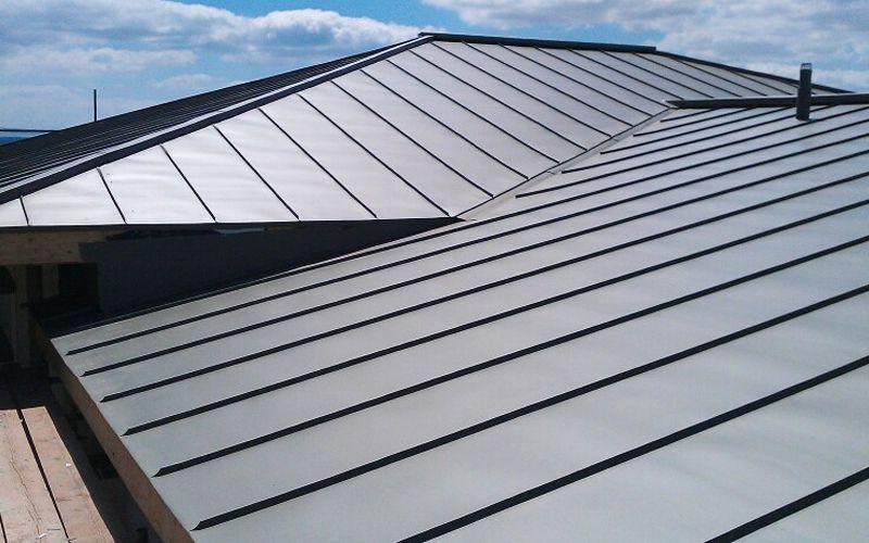 Tout savoir sur la toiture en zinc