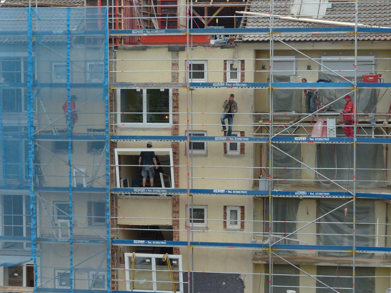 Quand procéder aux travaux de ravalement de façade?